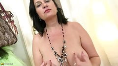 Awesome Real Mom With Sexy Body And Thirsty Vagina Stream XXX Porn Tube Video Image